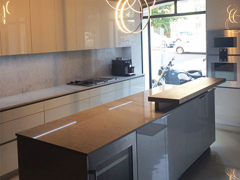 Custom Made Kitchen Counters